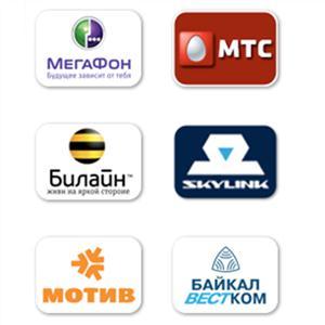 Операторы сотовой связи Деркула