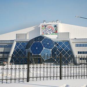 Спортивные комплексы Деркула